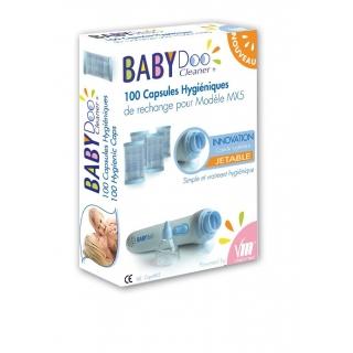 BabyDoo ühekordsed hügieenilised topsikud elektroonilisele ninapumbale sekreedi kogumiseks